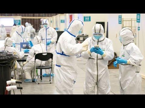 Coronavirus Cases in China Top 15,000
