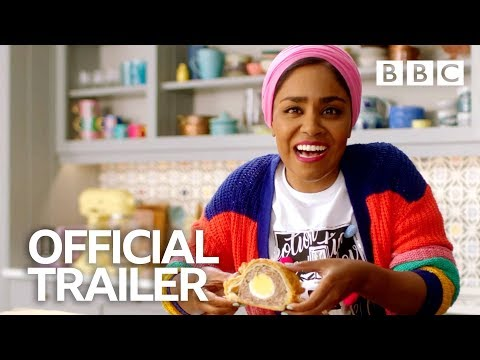 Nadiya's Time To Eat | BBC Trailers