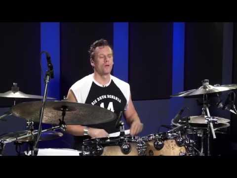 The best drumer! Thomas lang