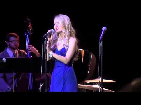 Natalie Angst and Glenn Miller Orchestra