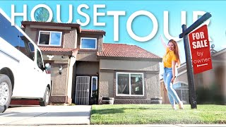 FULL OFFICIAL HOUSE TOUR (remodeled & furnished) JESSSFAM