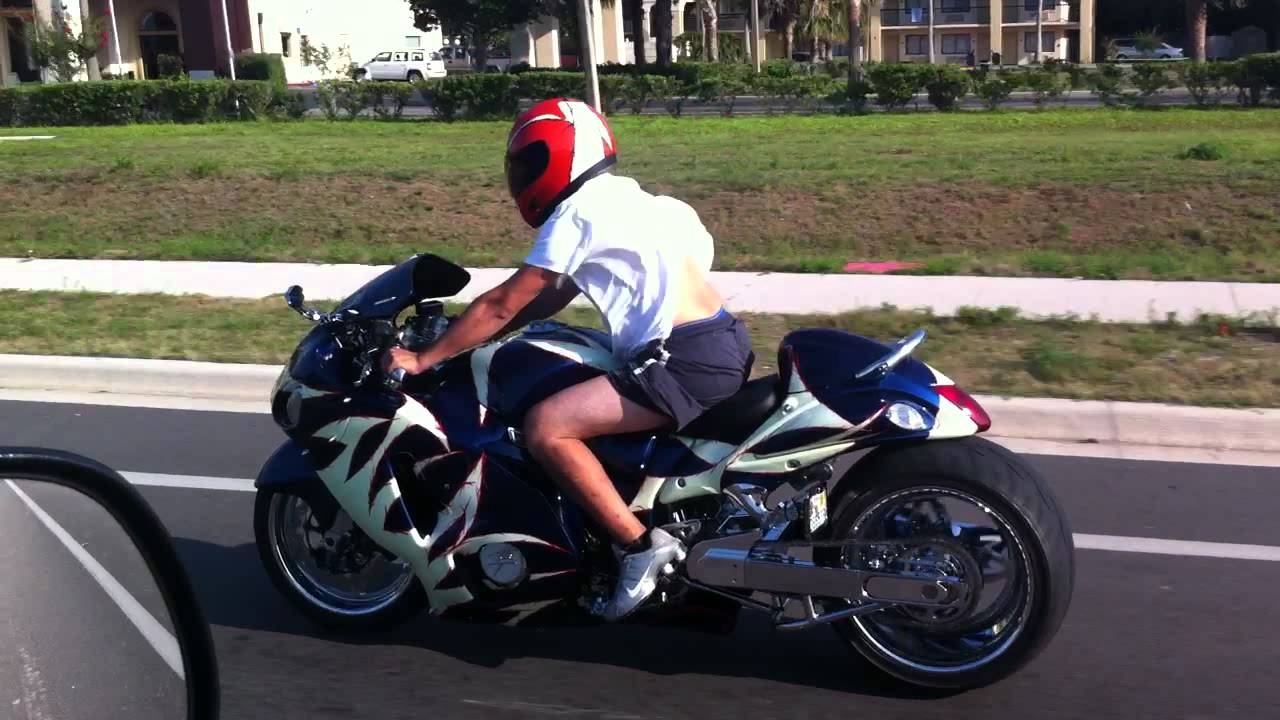 Custom Hayabusa 360 1 Youtube