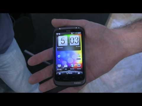 HTC Desire S Preview