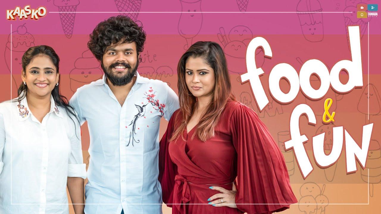 FOOD & FUN Ft. Shilpa Chakravarthi & Gayatri Bhargavi | Tamada Media
