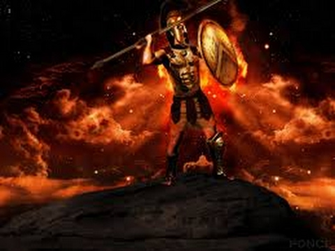 Ares Greek God Of War (MyThology)