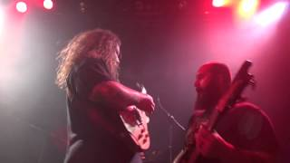 The Midnight Ghost Train live @ Feierwerk Munich May 8 2014
