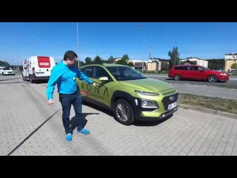 Hyundai Kona, революционный дизайн