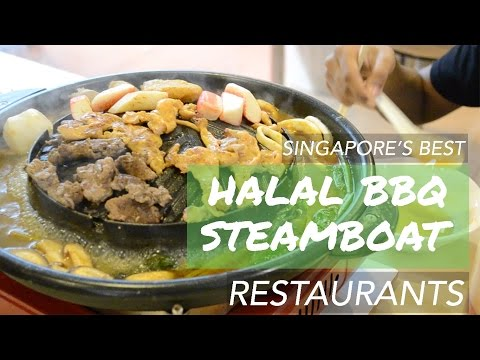 The Best Halal BBQ Steamboat Restaurants | Singapore