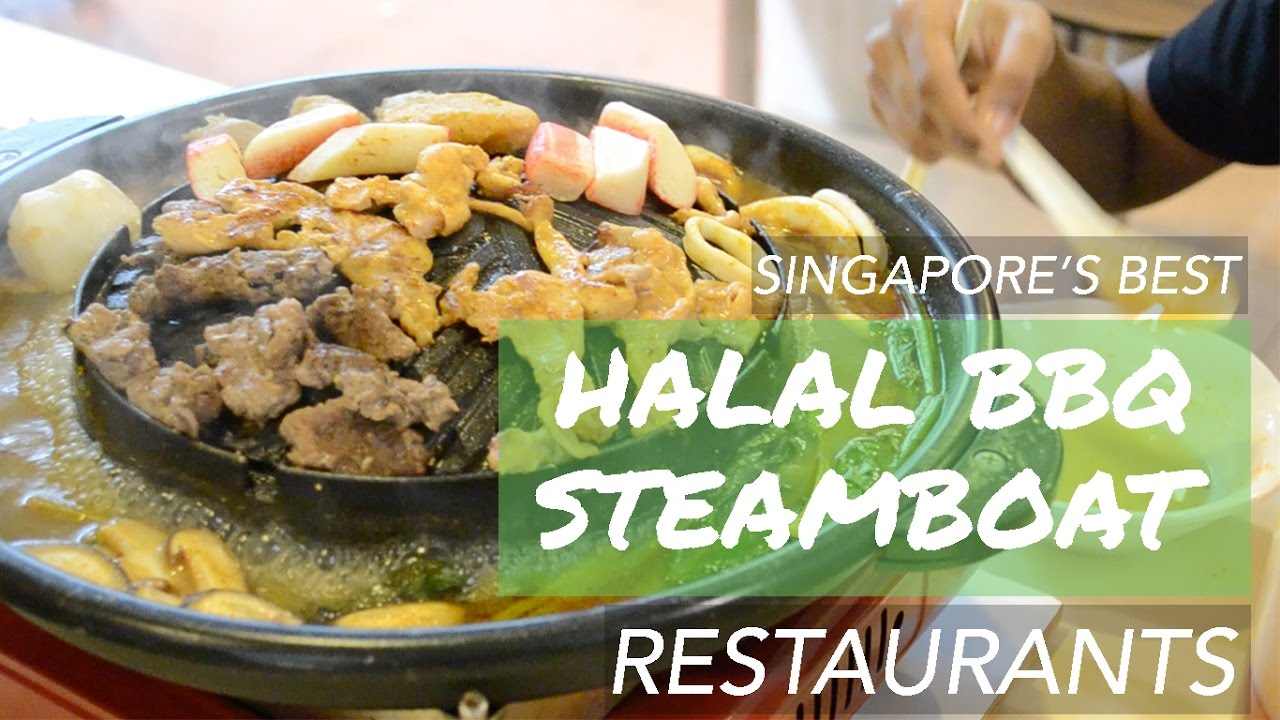 The Best Halal BBQ Steamboat Restaurants