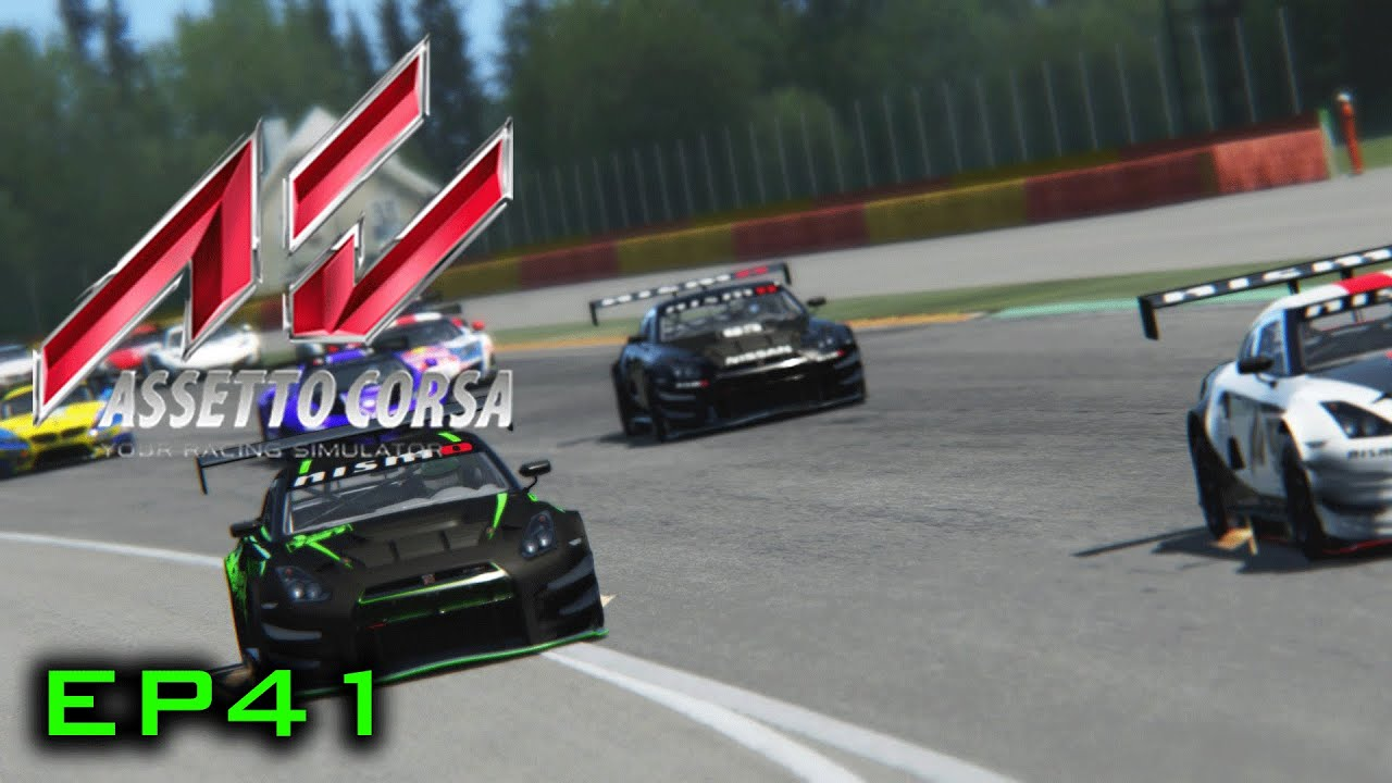 how to make a timed race in assetto corsa