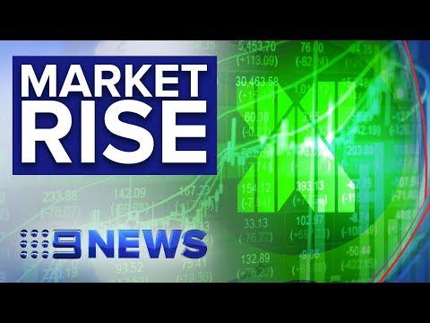 Sharemarket Rises After Coalition Election Win | Nine News Australia