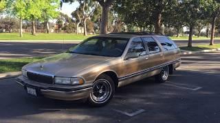 1996 Buick Roadmaster Estate Wagon Collectors Edition