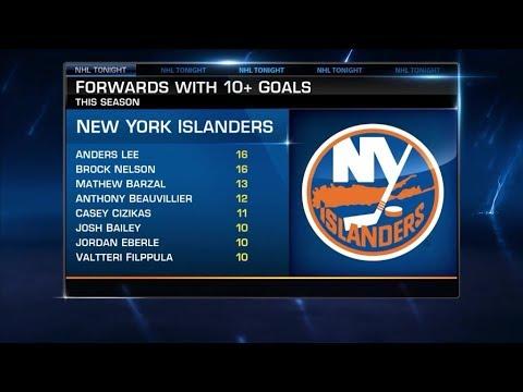 NHL Tonight:  Arthur Staple on the Islanders` recent success  Jan 17,  2019