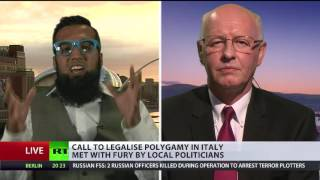 Muslims call for polygamy to be legalized in Italy after same sex marriage gets nod (DEBATE)