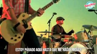 lifehouse hanging by a moment subtitulado español