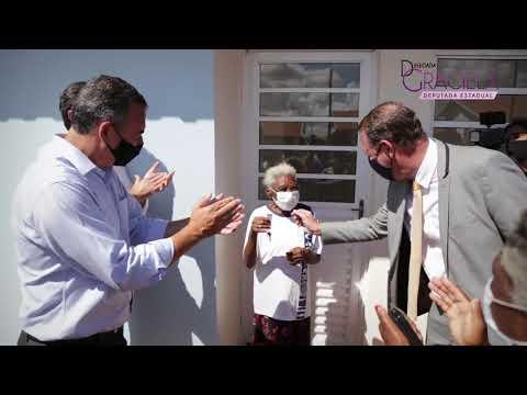 Um sonho que se tornou realidade para 115 famílias em Itirapuã