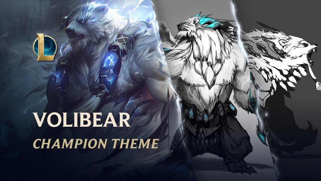 Ebedi Fırtına, Volibear | Şampiyon Müziği - League of Legends