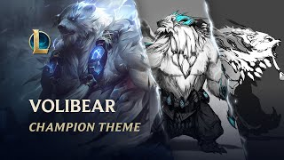 Volibear, The Relentless Storm | Champion Theme - League of Legends