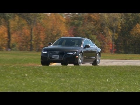 2014 Audi A7 review | Consumer Reports