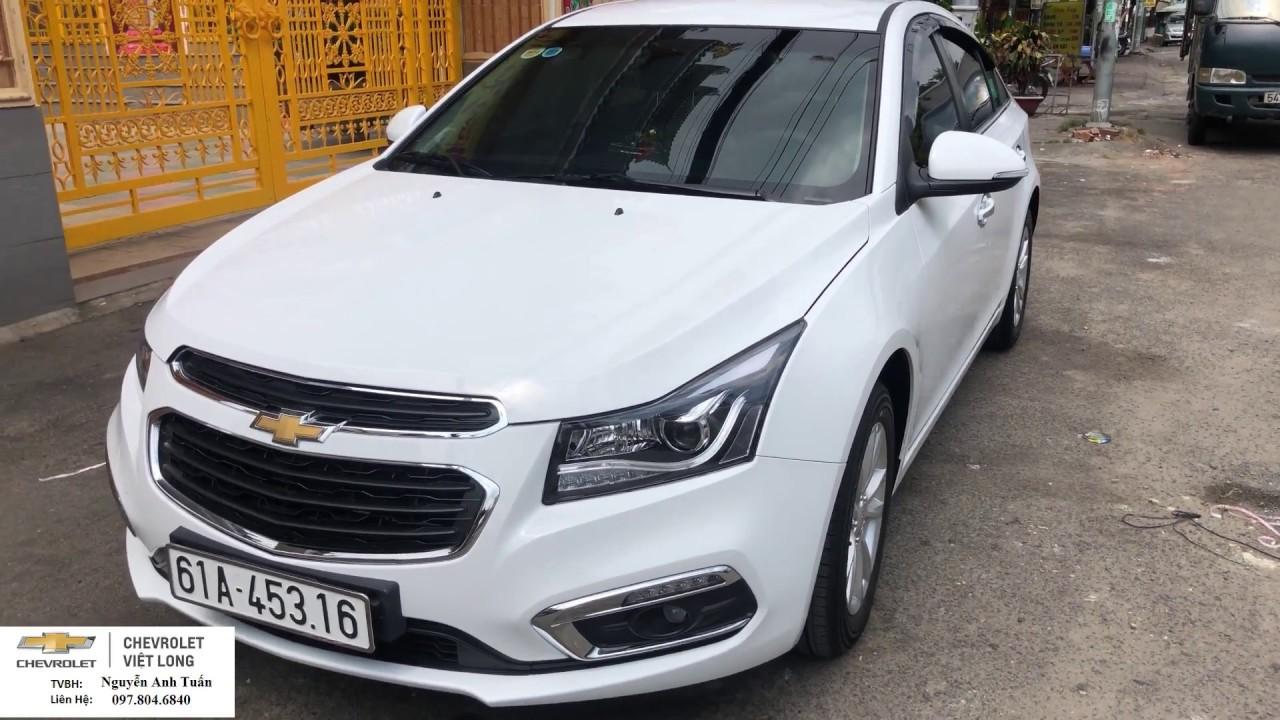 [Chevrolet Việt Long] Chevrolet Cruze 2018 thêm FULL phụ kiện cực đẹp