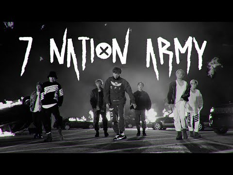 Bts — 7 Nation Army 「au   Mep」