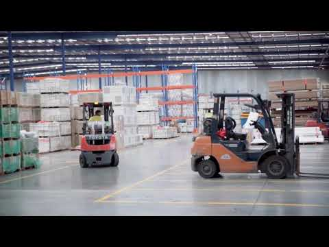 They just got the job done   National Tiles case study - YouTube
