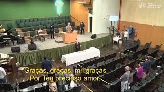 03/01/2021 - Culto 19h - Reverendo Juarez Marcondes Filho #live