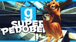 I JUST WANTED FOOTAGE!!! (Gmod Pedobear Funny Moments)