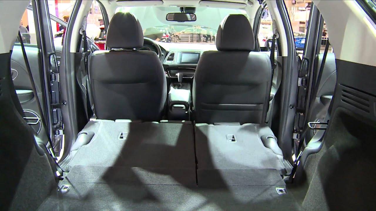 2016 Honda Hr V Interior Features