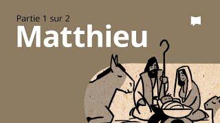 Matthieu1–13 - Synthèse