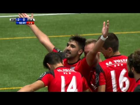 SD Formentera vs Deportivo Alavés B