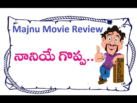 Nani Majnu Telugu Movie Review | Nani | Anu Emmanuel | Priya | Sapthagiri | Maruthi Talkies Review