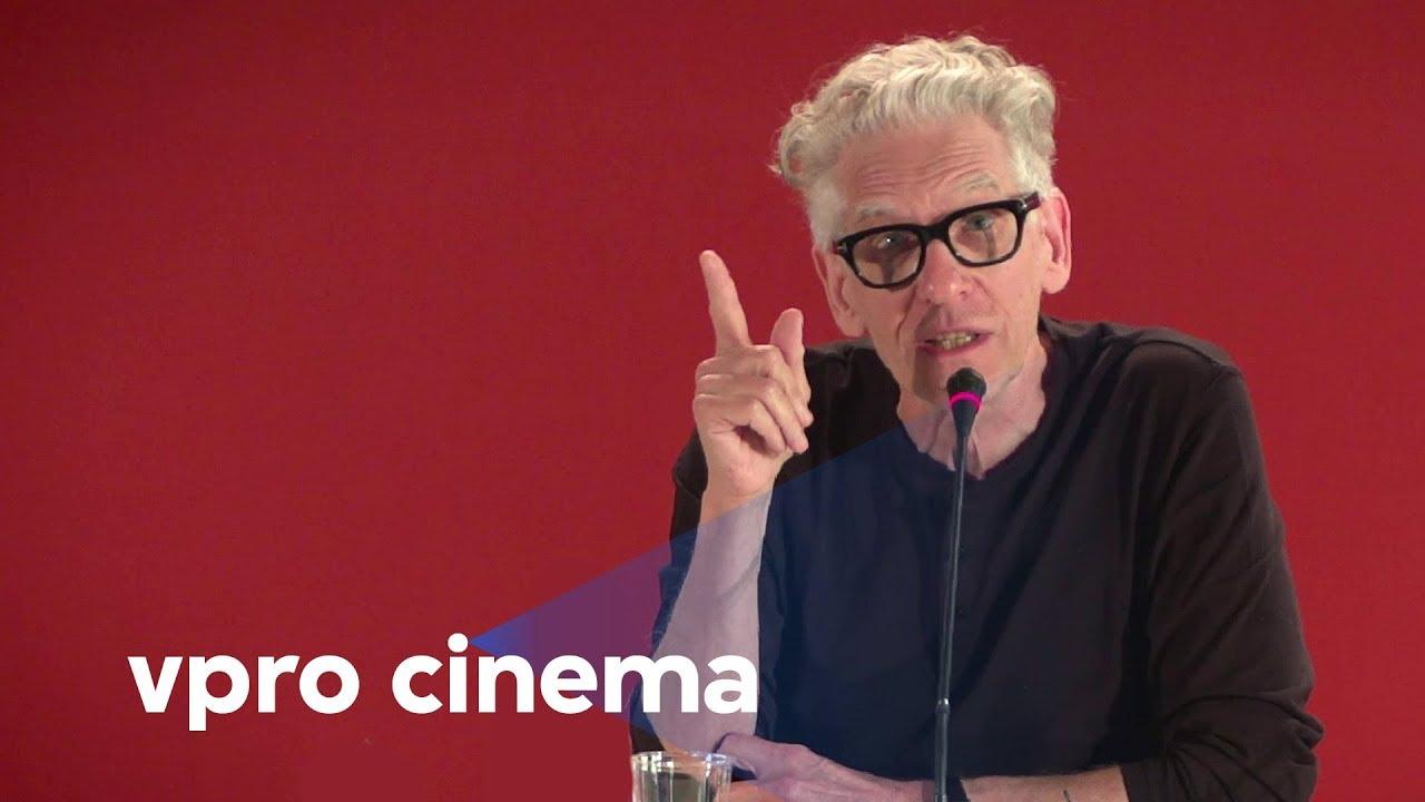 "Download ""Cinema has been permanently disrupted"" - David Cronenberg (Venice 2018)"