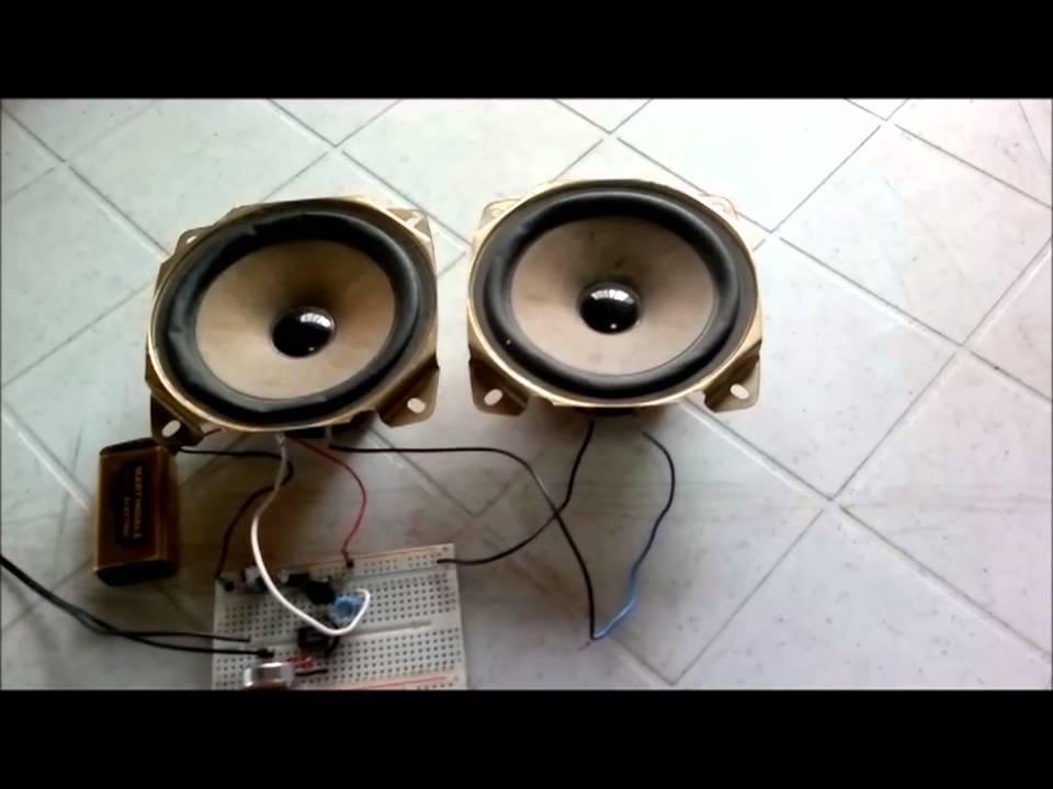 lmn amplifier, schematic