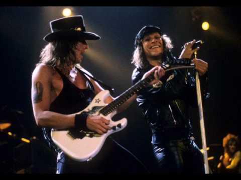 Bon Jovi   Scorpions and Cinderella - We're An American Band ...