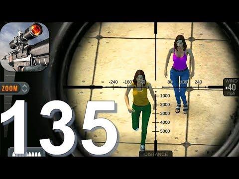 Sniper 3D Gun Shooter: Free Elite Shooting Games - Gameplay Walkthrough Part 135 (Android, iOS)