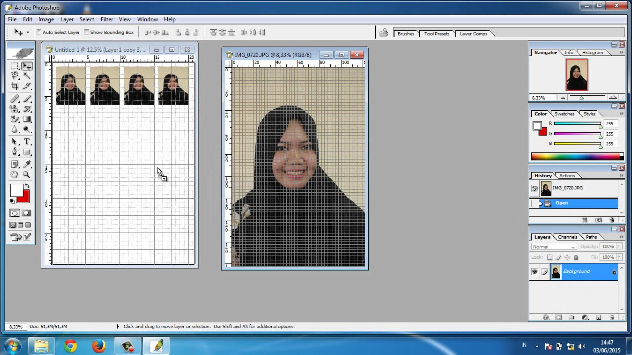 Cara Edit Ukuran Gambar Di Photoshop - AR Production