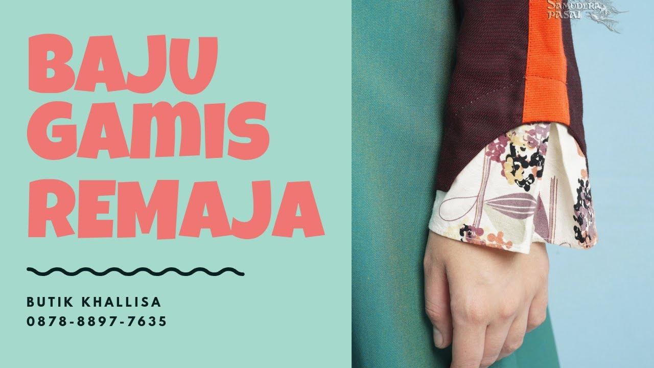 Wa 0878 8897 7635 Distributor Baju Gamis Remaja Merk Tuneeca