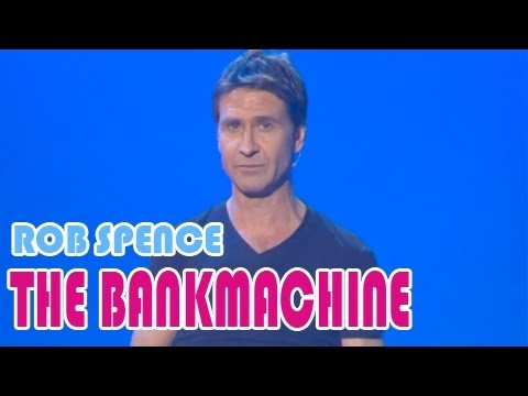 Rob SPENCE, The Bankmachine