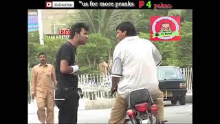 Accident Prank | Haddi Tordi by Nadir Ali | #P4Pakao Pranks | p4pakao fan