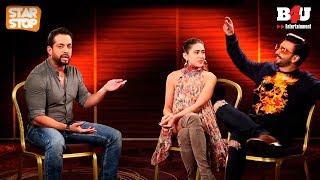 Simmba | Exclusive Interview | Ranveer Singh, Sara Ali Khan | B4U Star Stop