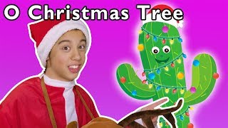 O Christmas Tree + More | Mother Goose Club Nursery Playhouse Songs & Rhymes
