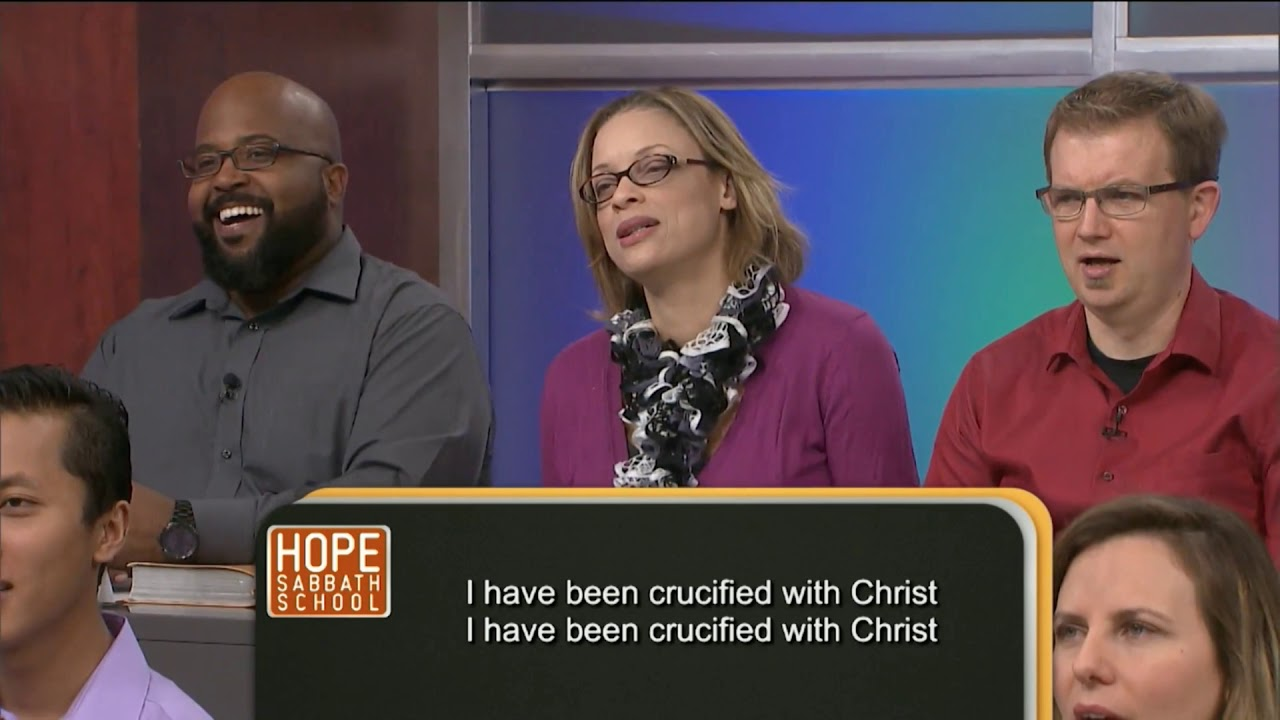 Hope Sabbath School: Lesson 14 - Boasting in the Cross (3rd Qtr 2017)