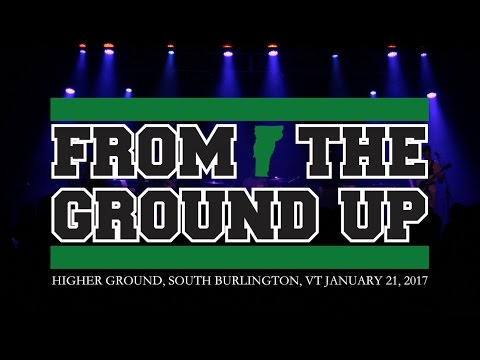 From The Ground Up - 242 Main tribute at Higher Ground, 2017.01.21