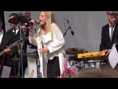 Julia Kedhammar - We Can Make It Right - Gröna Lund 24Maj