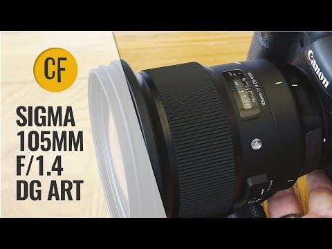 Sigma 105mm f/1.4 DG ART lens review with samples (Full-frame & APS-C)
