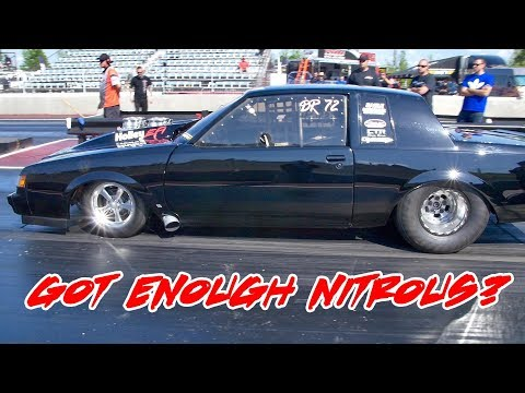 I THINK THIS GRAND NATIONAL HAS MORE THAN ENOUGH NITROUS!