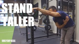 How to Fix Your Posture | 5 Exercises that will Correct Rounded Shoulders