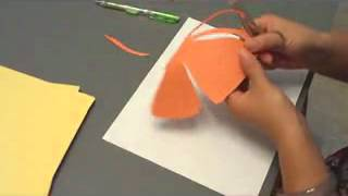 Paper Cutting How-To (4) How to cut a butterfly