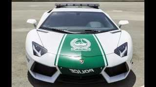 Dubai Police Cars Photos
